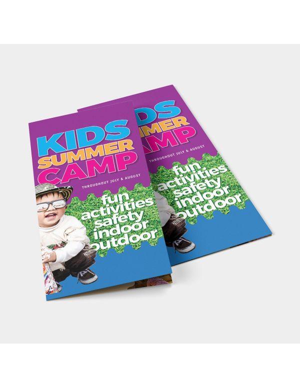 Brochures Double DL