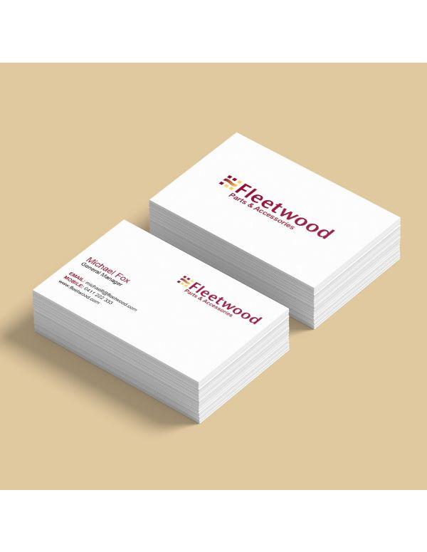 Standard Business Cards - 85 x 55mm
