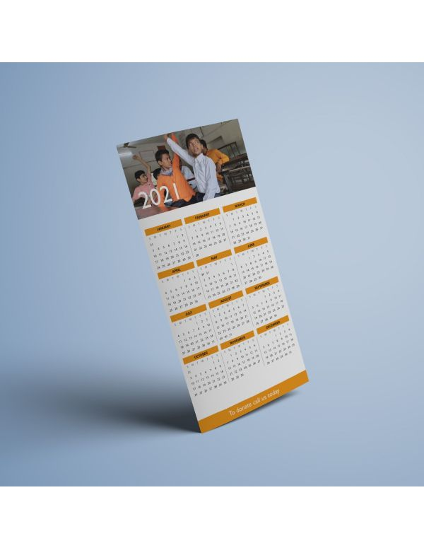 Fridge Calendars DL