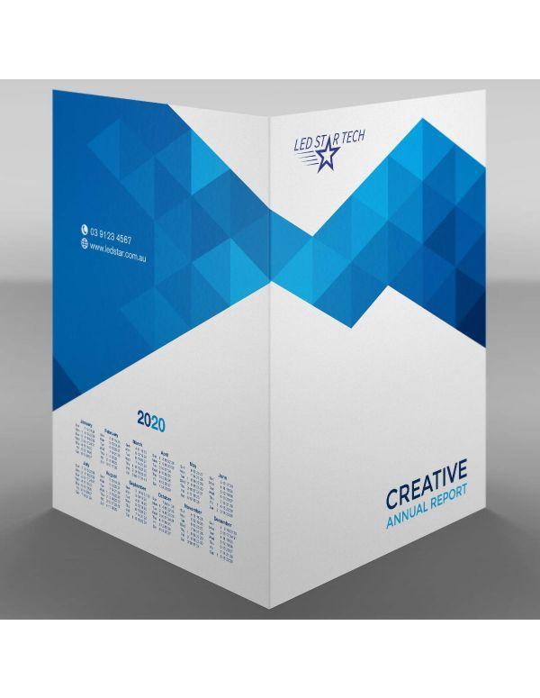 Presentation Folders A4