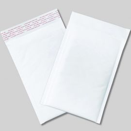 Bubble Padded Envelopes - White Plain