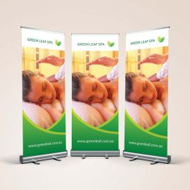 Pull Up Banners - STANDARD