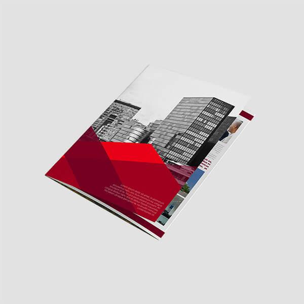 6pp A4 Brochure Printing