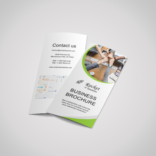 DL Brochure Printing