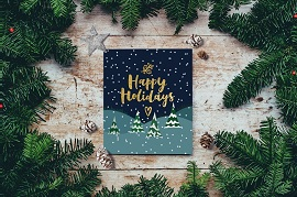 Christmas Cards Printing Services